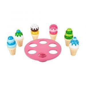 Ice Cream Cones Stand