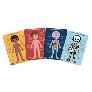 Janod Educational Puzzle Human Body