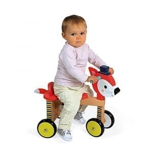 Janod Baby Forest Fox Ride-On