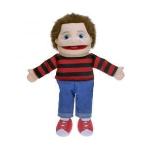 Puppet Buddies Boy Small Light SkinTone