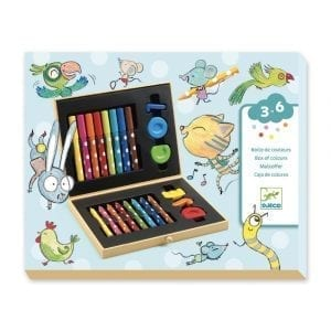 Djeco Colour Box for Toddlers
