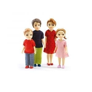 Djeco Dolls Family Thomas & Marion