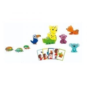 Djeco Toddler Game Little Action