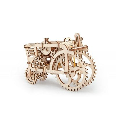 UGears Model Tractor Mechanical 3D Puzzle