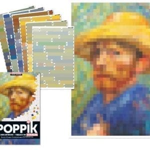 Sticker Artworks Vincent Van Gogh