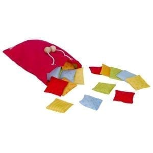 Pair Pillows Sensory Game