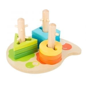 Shapes and Colours Motor Skills Game