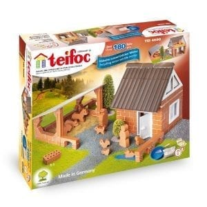 Teifoc Brick Construction Farm
