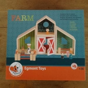 Wooden Farm and Accessories