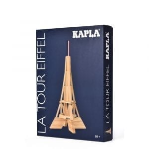 Kapla Construction Eiffel Tower