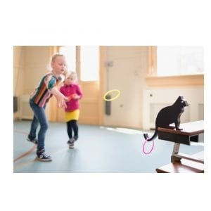 Cat Toss Active Play