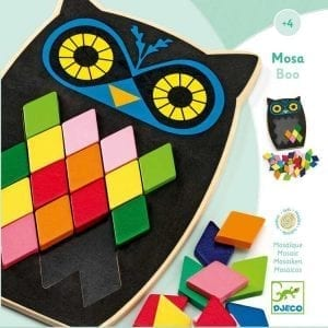 Djeco Mosaboo Pattern Puzzle
