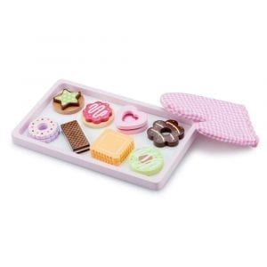 Sweet Treats Set with Oven Glove