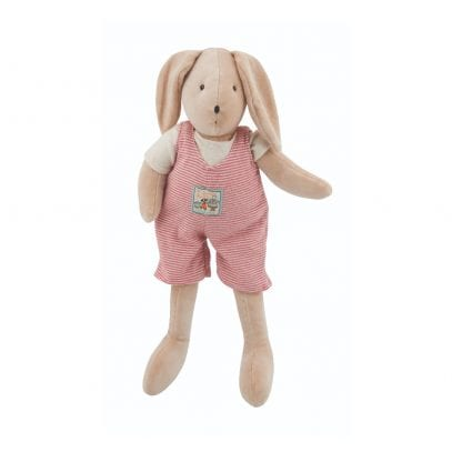 Moulin Roty Soft Toy Sylvain the Rabbit Baby Toy