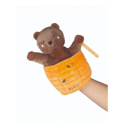 Soft toy Handpuppet Ted the Bear by Kaloo