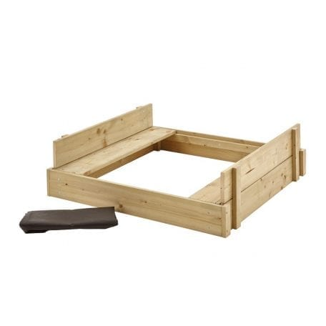 TP Outdoor sandpit with lining