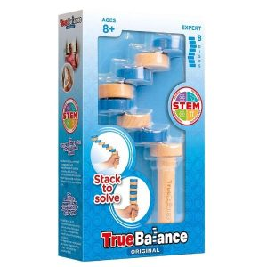 Truebalance Original Game for concentration and coordination packaging