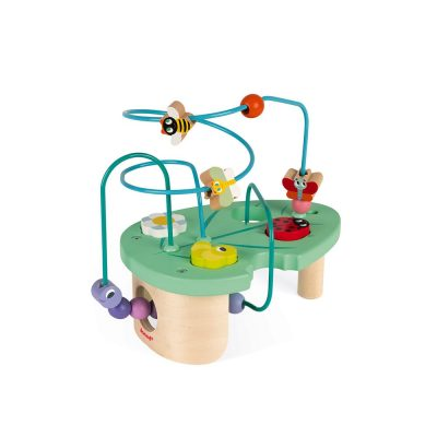 Janod Caterpillar and Co Looping Toy