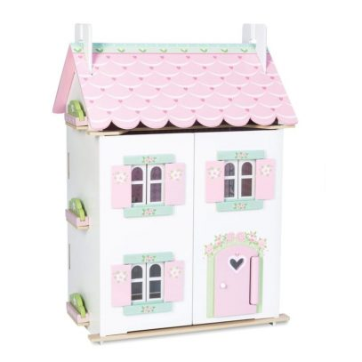 Dollhouse Sweetheart Le Toy Van with Furniture