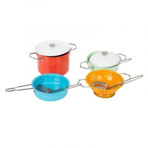 Cookware Set with Accessories