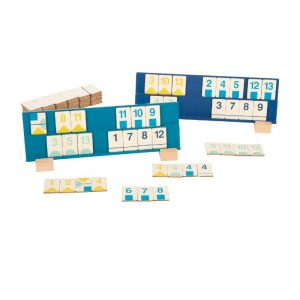 Rummy Numbers Puzzle