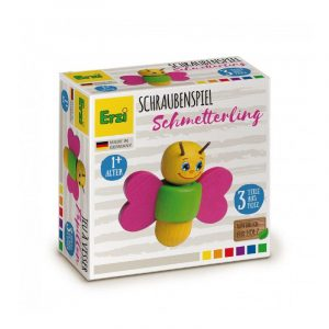 Screw Turning Game Butterfly