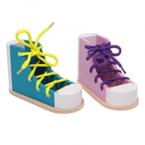 Colourful Threading Shoes